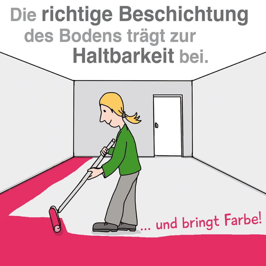Super Anleitung: Garagenboden mit Epoxidharz beschichten PU95