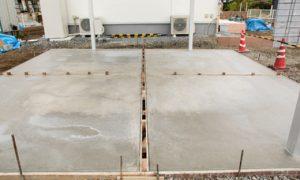 Bodenplatte für die Garage © tatsushi, fotolia.com