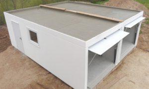 fertiggaragen aus beton. Black Bedroom Furniture Sets. Home Design Ideas