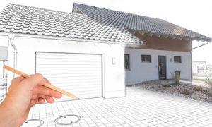 Garage: Die richtige Größe planen