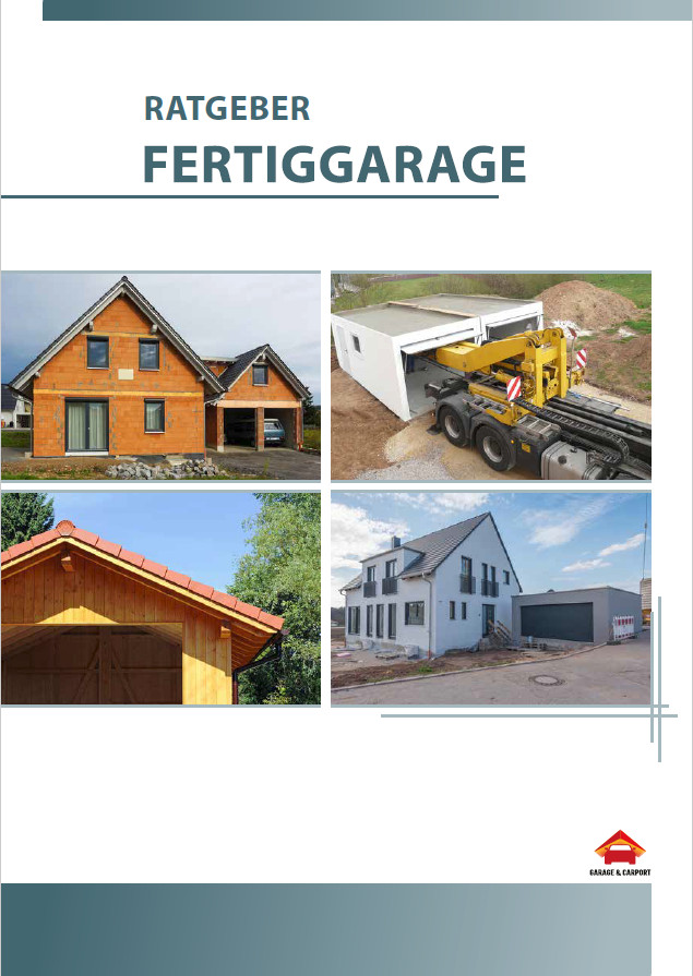 Ebook Ratgeber Fertiggarage