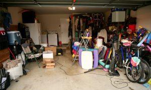 Zweckentfremdung der Garage