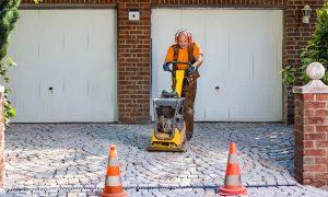 Garagenzufahrt sanieren