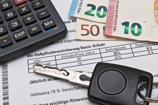 KFZ Versicherung © Stockfotos MG, fotolia.com