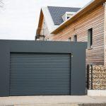 Richtige Anordnung der Garage auf dem Grundstück
