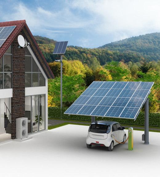 Solarcarport © Arsdigital, fotolia.com