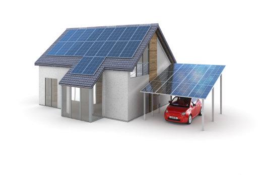 carport solardach kostrom vom carport dach. Black Bedroom Furniture Sets. Home Design Ideas